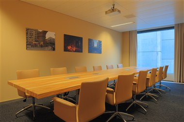 Meeting room for up to 12 people