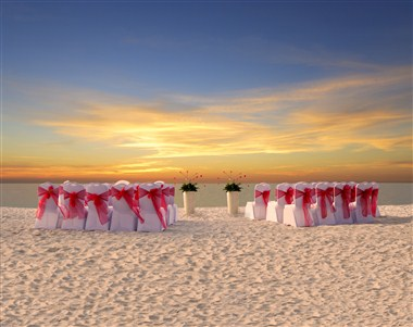 Weddings on the Beach
