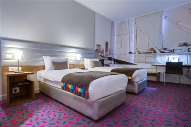 Superior Twin Guest Rooom