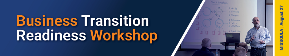 Business Transition Readiness Workshop