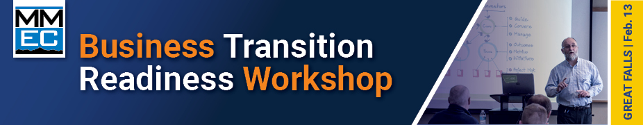 Business Transition Readiness Great Falls