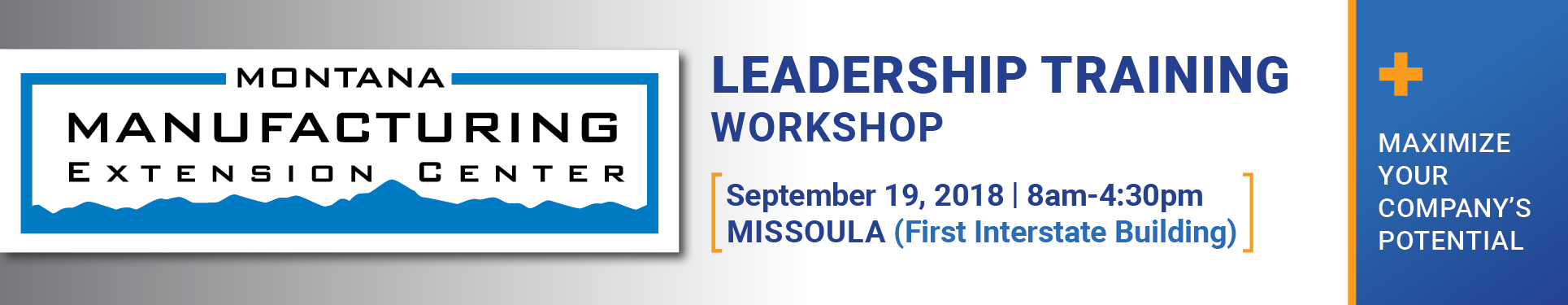 WMMP Leadership Training MSLA 2018-09-19