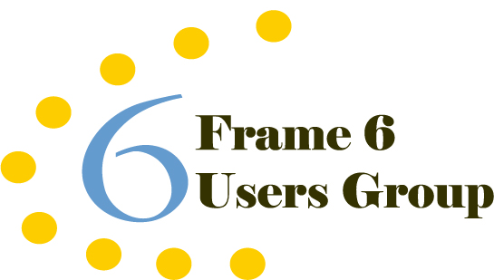 2018 Frame 6 Users Group