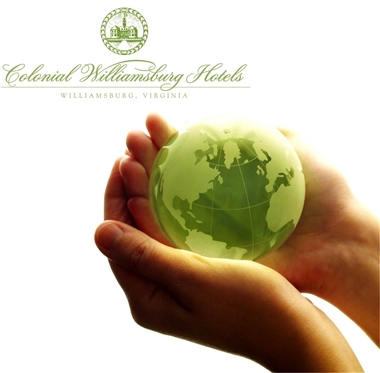 Colonial Williamsburg Hotels - Green Initiatives