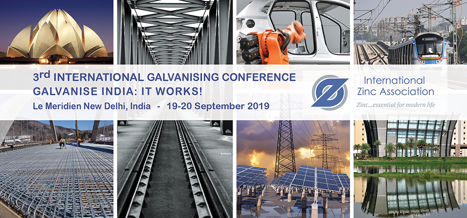 3rd International Galvanising Conference - Galvanise India: It Works!