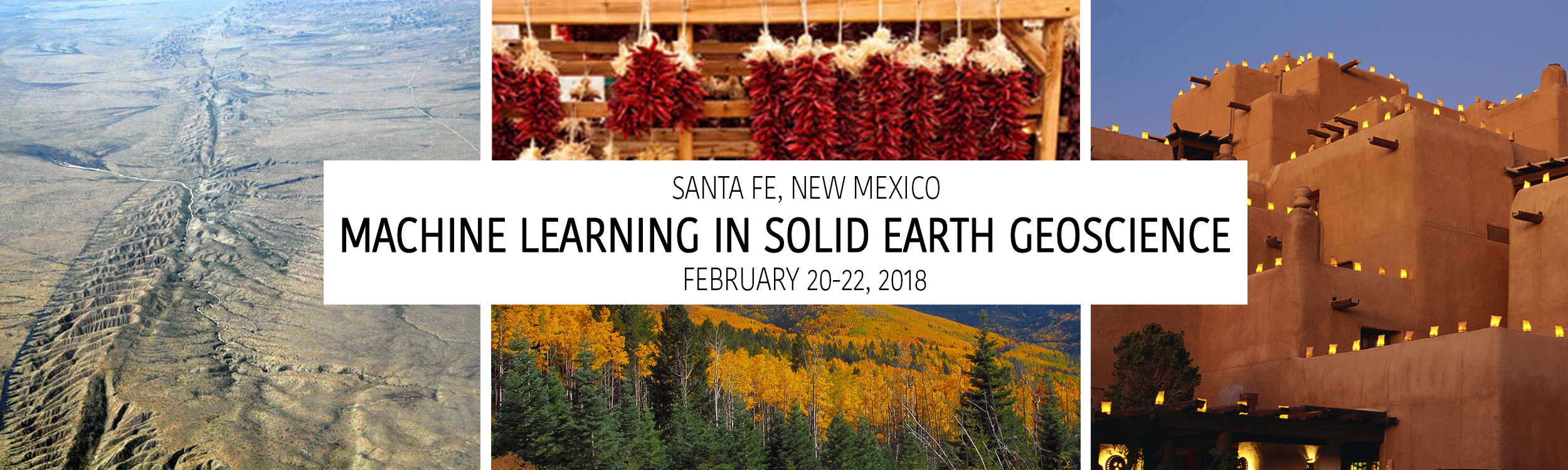 Machine Learning in Solid Earth Geoscience