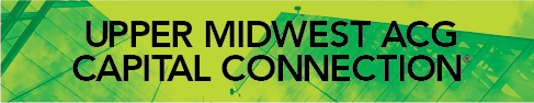 2018 ACG MN Upper Midwest Capital Connection