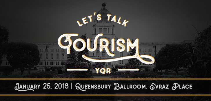 Let's Talk Tourism - YQR