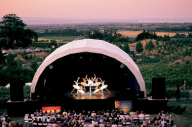 Black Barn Events Amphitheatre