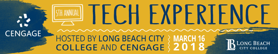 5th Annual Tech Experience hosted by LBCC & Cengage