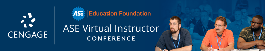 Automotive Service Excellence (ASE) Virtual Instructor Conference