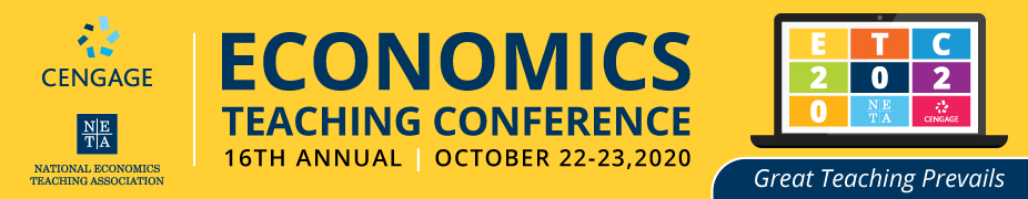 2020 Virtual Economics Teaching Conference