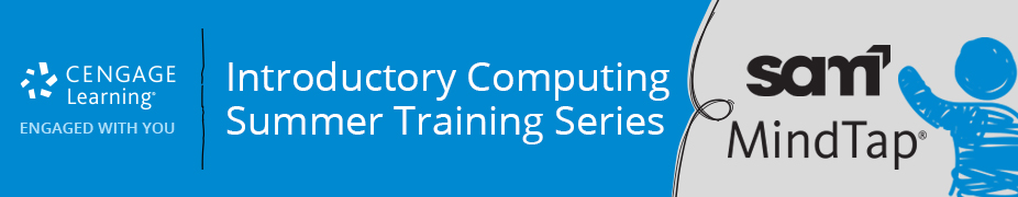 Introductory Computing Summer Training Series