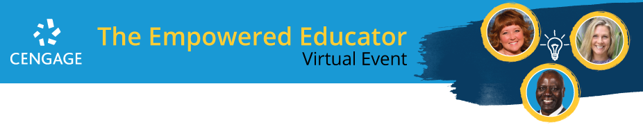 The Empowered Educator Virtual Event