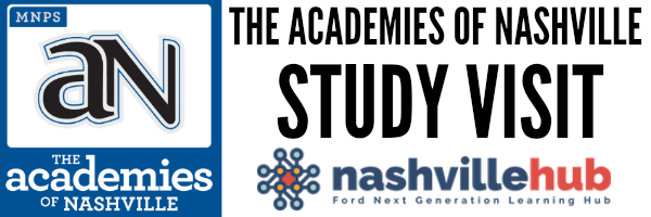 Spring 2018 Academies of Nashville Study Visit, March 5-7, 2018