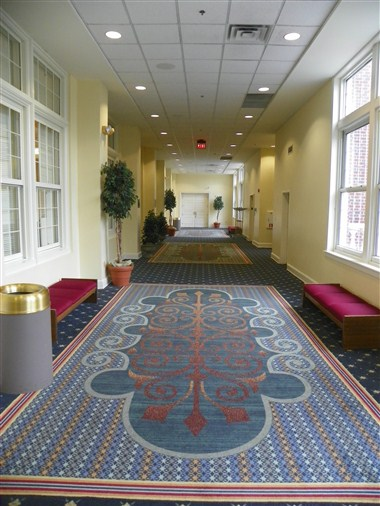 Foyer outside Ballroom