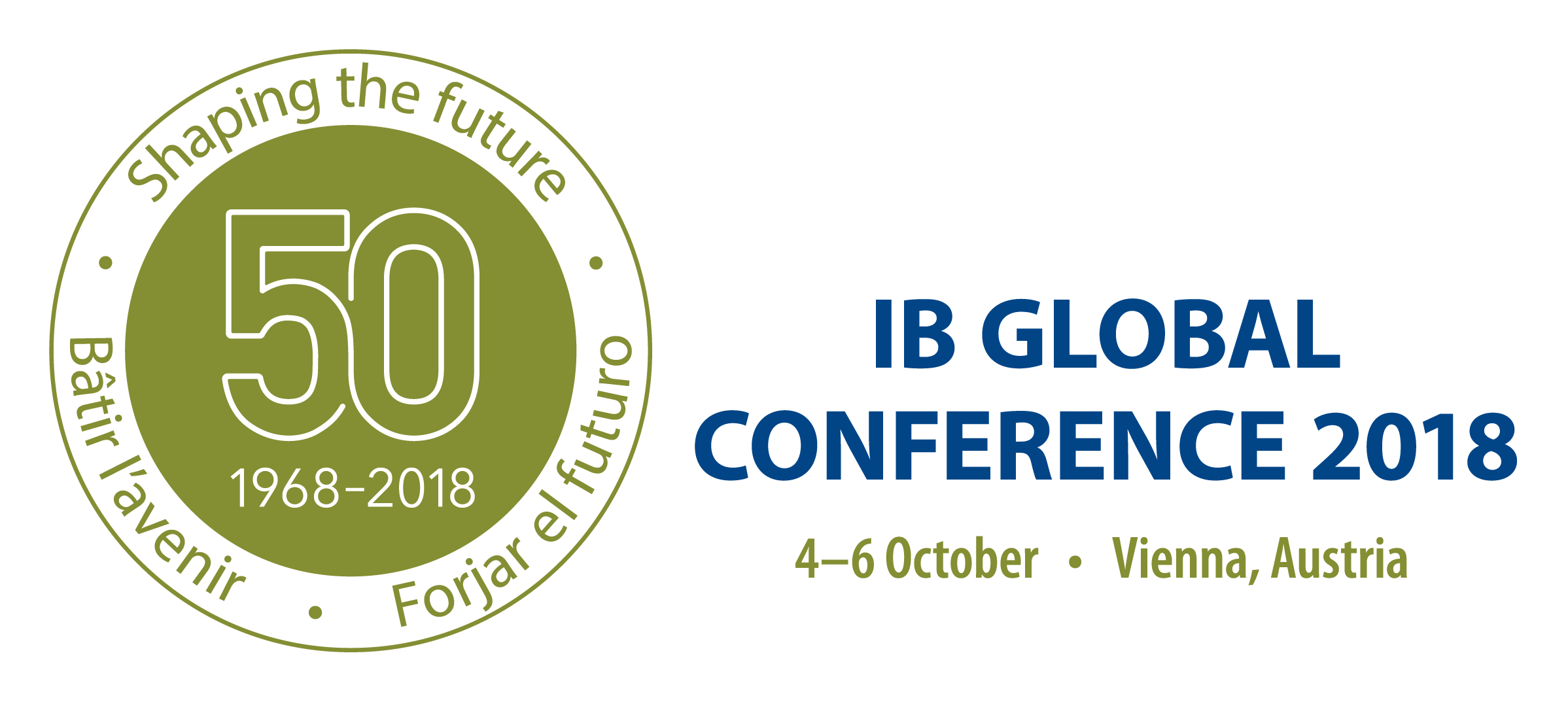 IB Global Conference, Vienna, Austria, 2018