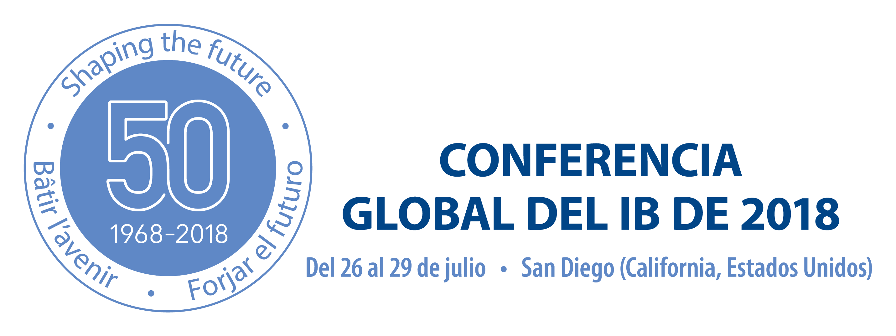 Conferencia global del IB de 2018 en San Diego (Estados Unidos)