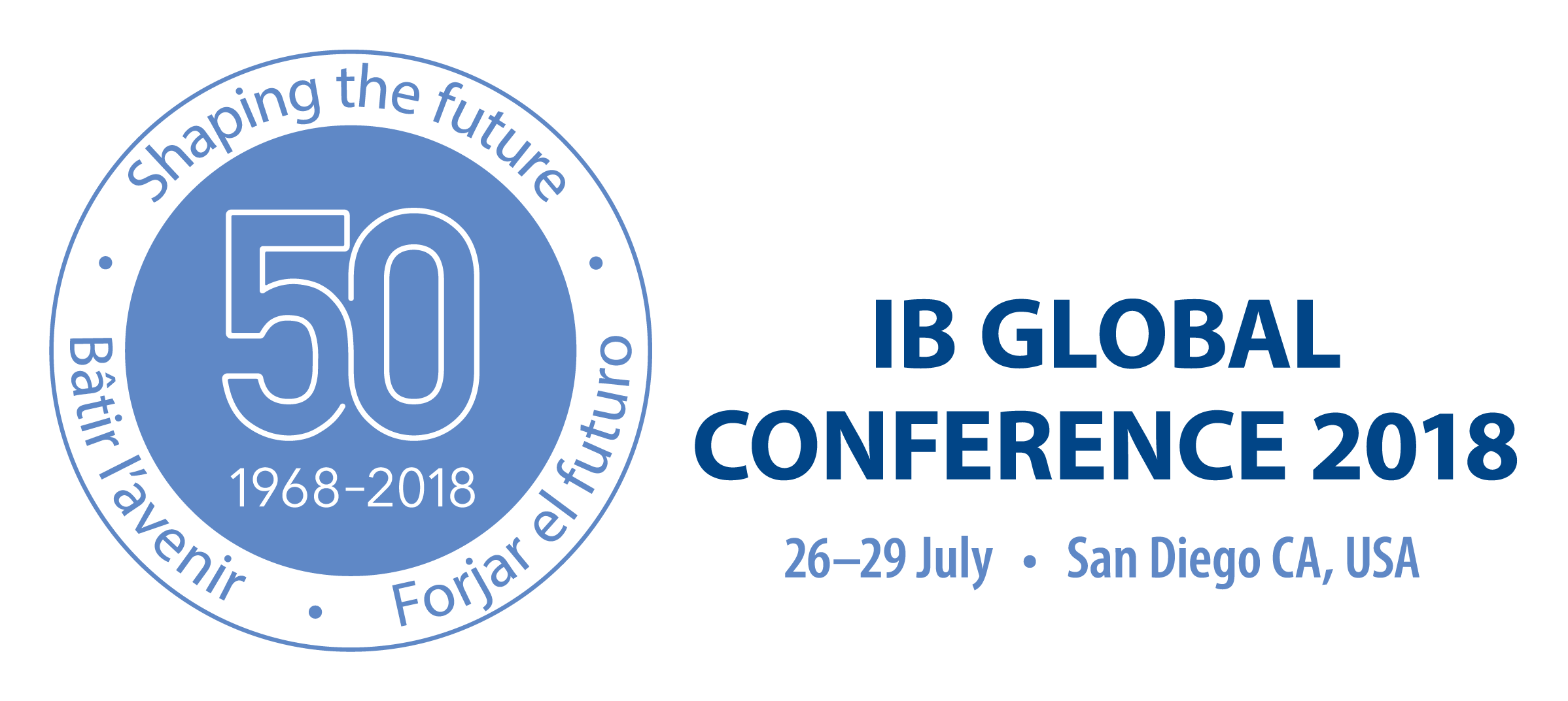 IB Global Conference 2018 - San Diego, CA, USA