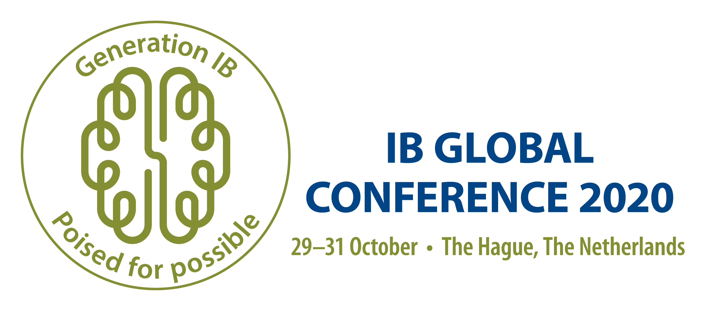 CANCELLED IB Global Conference, The Hague, Netherlands, 2020