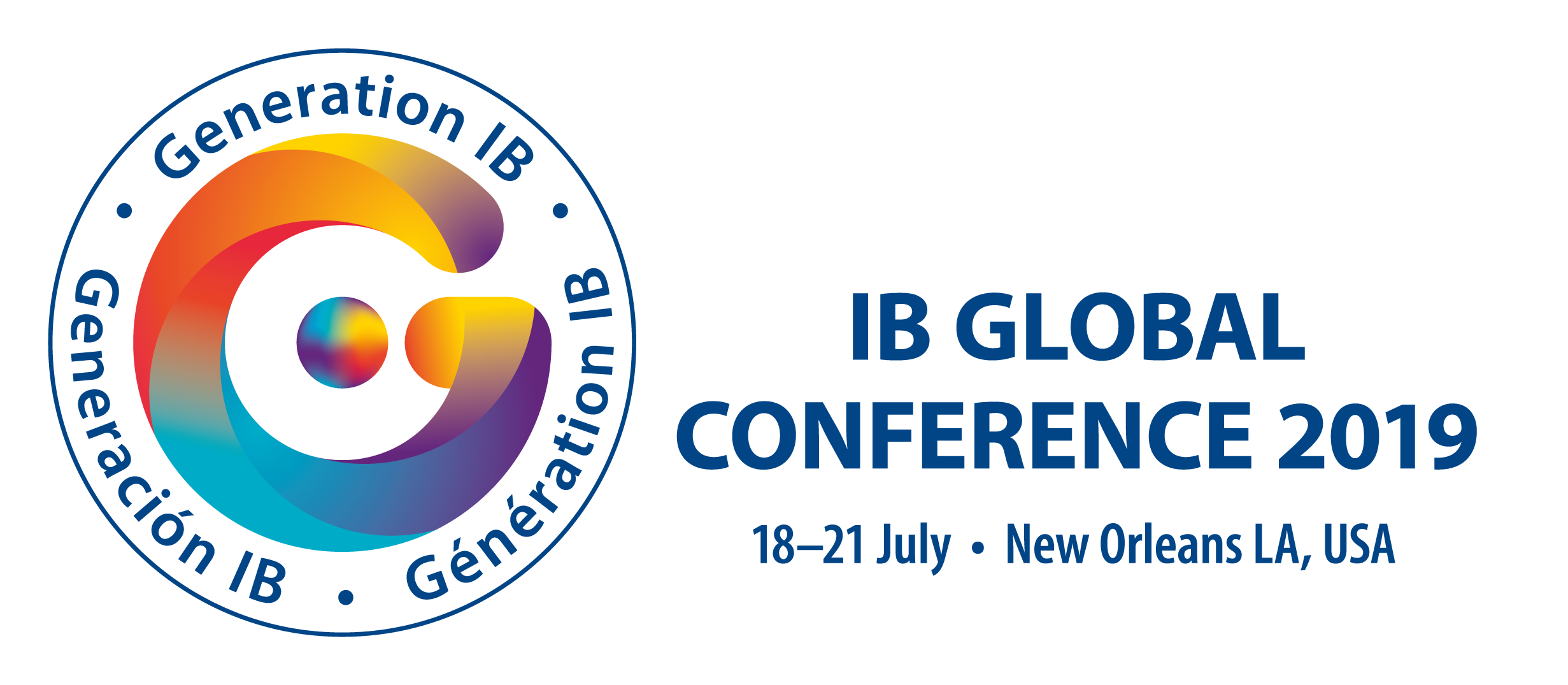 IB Global Conference 2019 - New Orleans, LA, USA