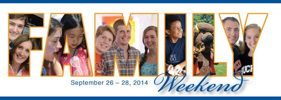Bucknell University Family Weekend 2014