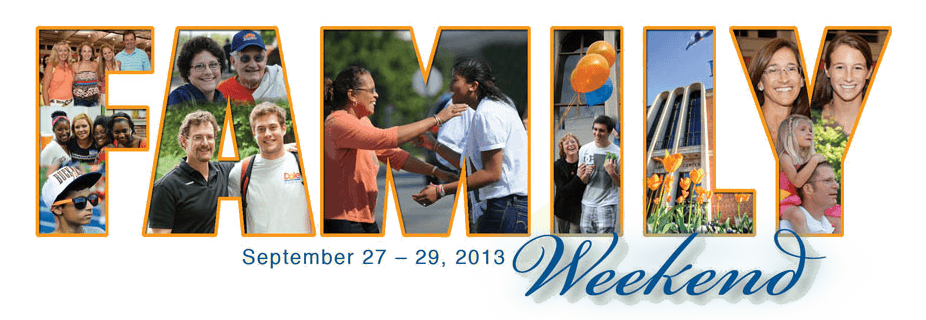 Bucknell University Family Weekend