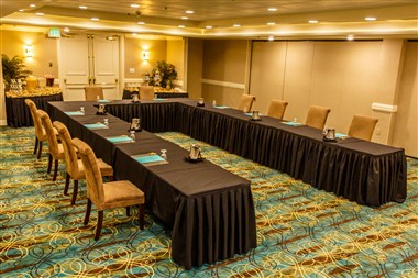Barbados Board Room Setting