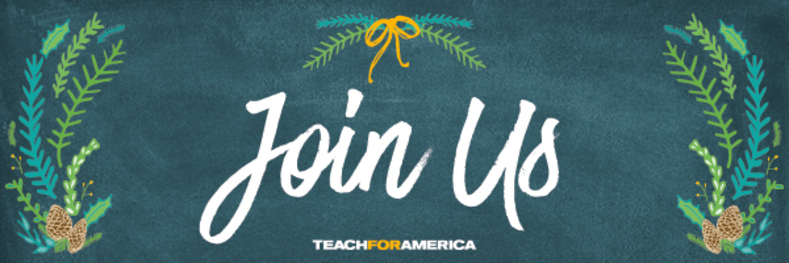 Teach For America - REGION Holiday Party