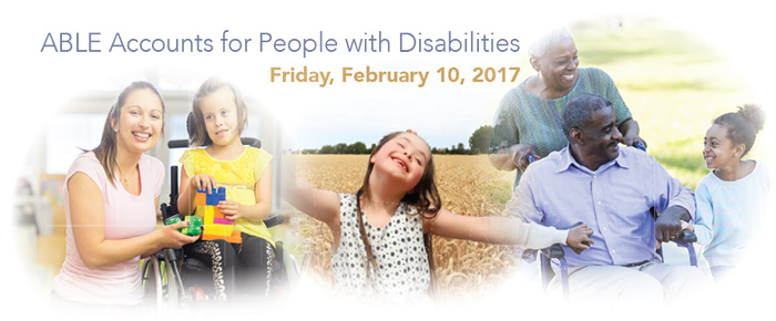 ABLE Accounts for People with Disabilities