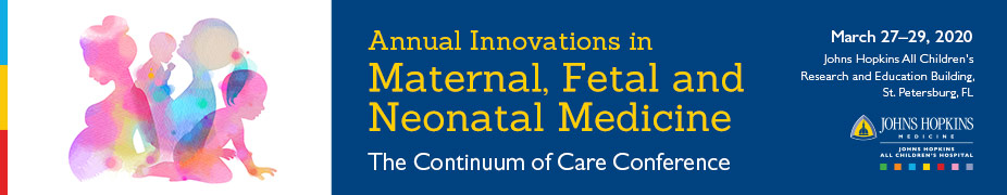 Annual Innovations in Maternal, Fetal and Neonatal Medicine: The Continuum of Care