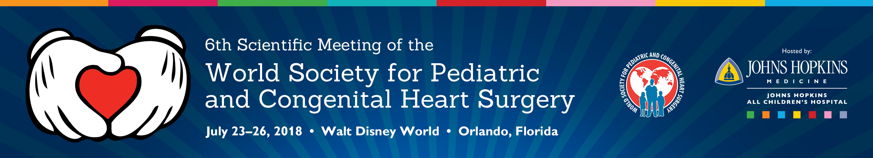World Society for Pediatric Cardiology and Heart Surgery