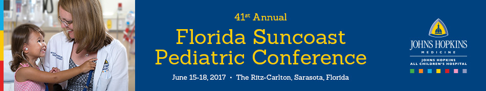 41st Annual Florida Suncoast Pediatric Conference