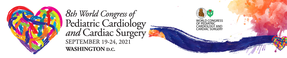 World Congress of Pediatric Cardiology and Cardiac Surgery