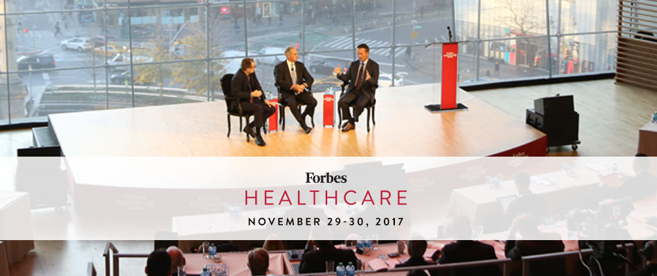 2017 Forbes Healthcare Summit