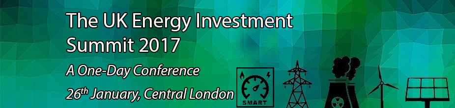 The UK Energy Investment Summit 2017