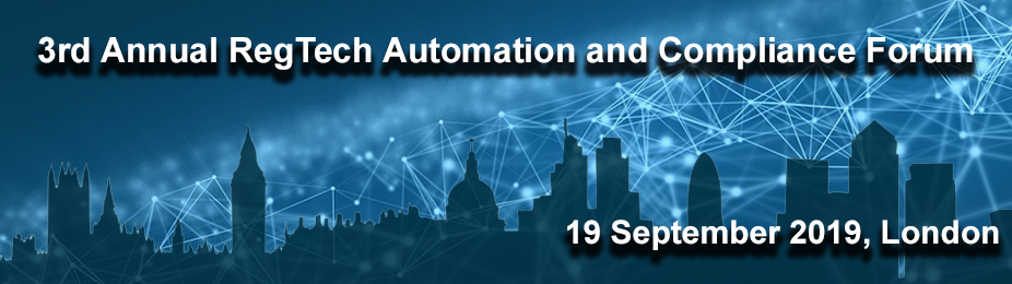 RegTech Automation and Compliance Forum