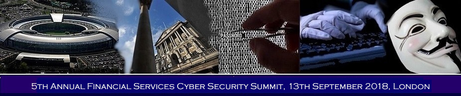 The 5th Annual Financial Services Cyber Security Forum