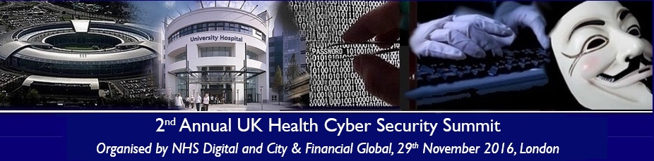 2nd Annual UK Health Cyber Security Summit