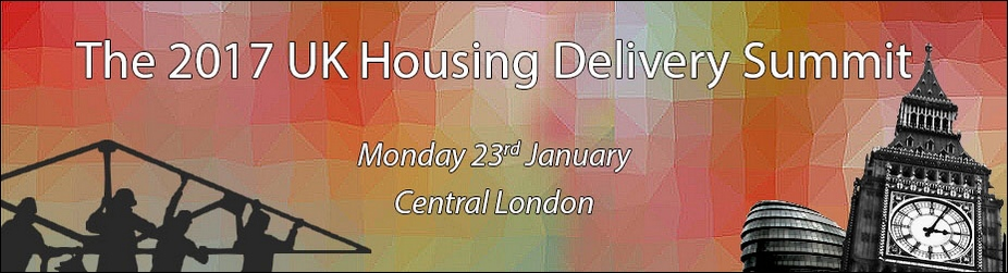 The 2017 UK Housing Delivery Summit
