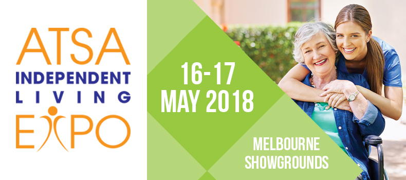 ATSA Independent Living Expo Melbourne 2018