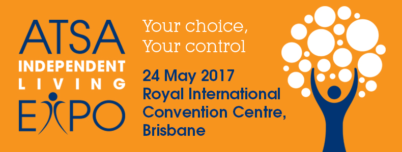 ATSA Independent Living Expo Brisbane 2017