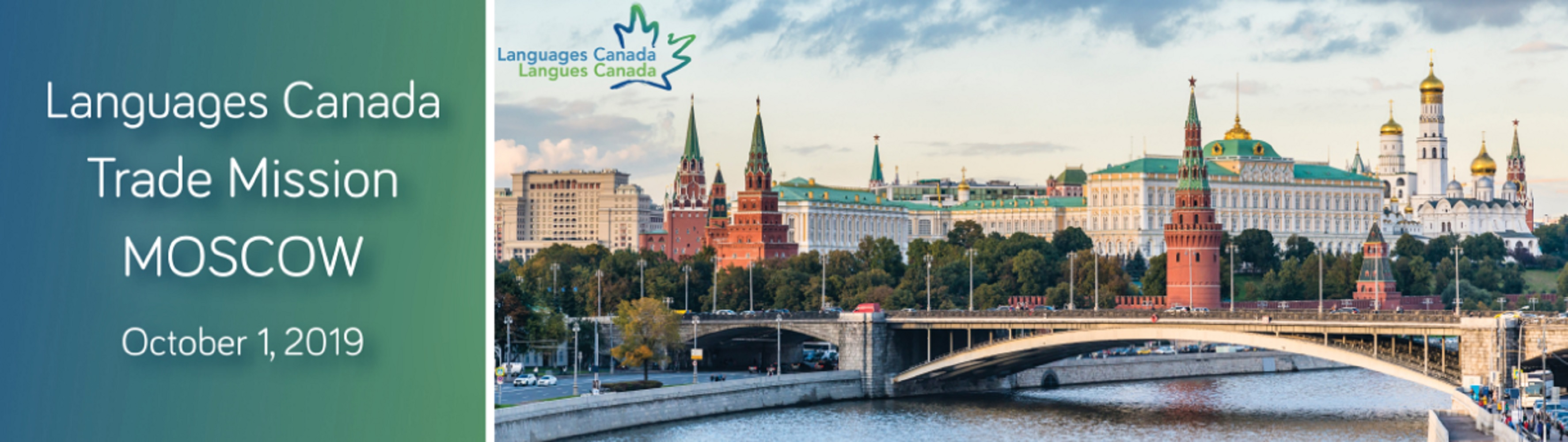 2019 Languages Canada Trade Mission in Moscow