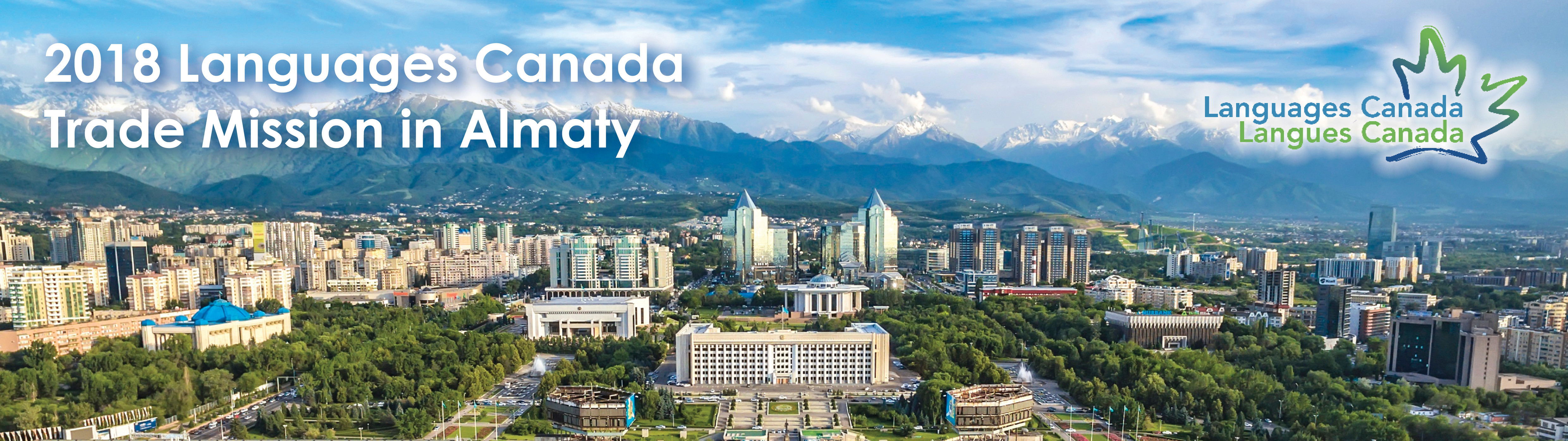 2018 Languages Canada Trade Mission in Almaty