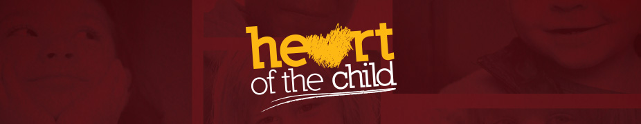 Heart of the Child Banner