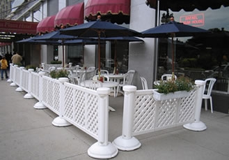 Outside Patio