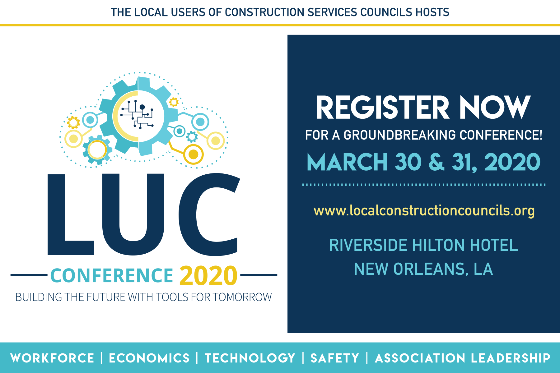 2020 LUC Conference