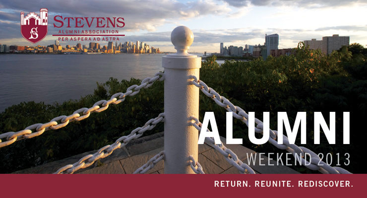 Alumni Weekend 2013
