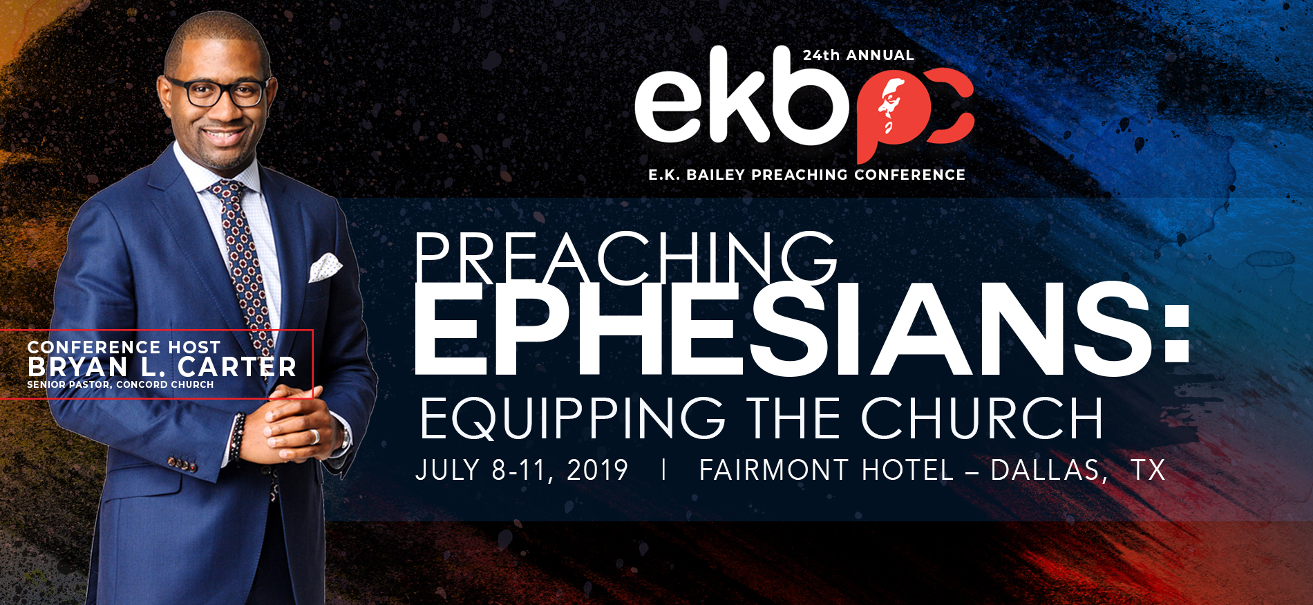 E.K. Bailey Preaching & Ministry Mates Conferences 2019