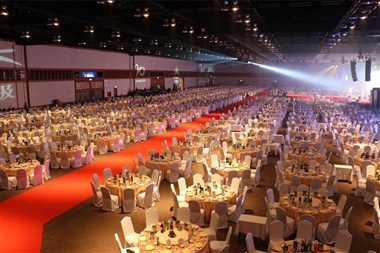 Banquet for 3000